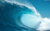 Blue Sea 41 Desktop Wallpaper