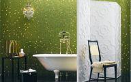Bathroom Wallpaper 136 Ideas