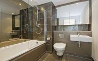 Bathroom Wallpaper 204 Ideas