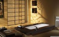 Bathroom Wallpaper 66 Ideas