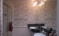 Bathroom Wallpaper Decorating Ideas 30 Decoration Inspiration