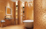 Bathroom Wallpaper Designs 14 Architecture