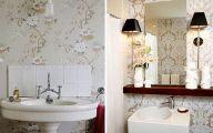 Bathroom Wallpaper Designs 22 Renovation Ideas