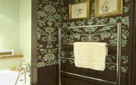 Bathroom Wallpaper Designs 25 Inspiration