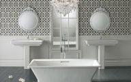 Bathroom Wallpaper Ideas 3 Decor Ideas