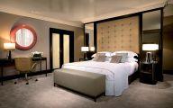 Bedroom Wallpaper Accent Wall  11 Decoration Idea