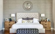 Bedroom Wallpaper Accent Wall  15 Inspiring Design