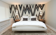 Bedroom Wallpaper Accent Wall  26 Home Ideas