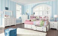 Bedroom Wallpaper And Matching Bedding  14 Decoration Idea