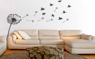 Bedroom Wallpaper Birds  9 Renovation Ideas