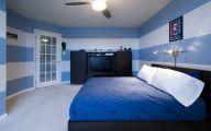 Bedroom Wallpaper Blue  10 Renovation Ideas