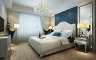 Bedroom Wallpaper Blue  23 Design Ideas