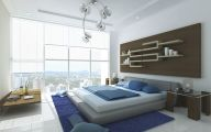 Bedroom Wallpaper Blue  29 Decoration Inspiration