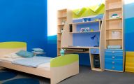 Bedroom Wallpaper Blue  7 Picture