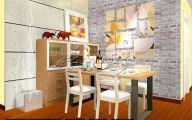 Bedroom Wallpaper Brick  13 Ideas