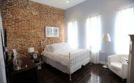 Bedroom Wallpaper Brick  14 Picture