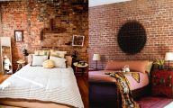 Bedroom Wallpaper Brick  15 Picture
