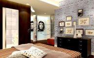 Bedroom Wallpaper Brick  19 Architecture