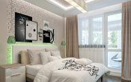 Bedroom Wallpaper Brick  23 Ideas