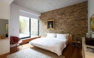 Bedroom Wallpaper Brick  33 Inspiring Design