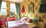 Bedroom Wallpaper Decor  22 Ideas