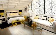 Bedroom Wallpaper Decor  9 Ideas