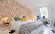Bedroom Wallpaper Designs Ideas  6 Inspiration