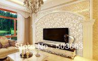Bedroom Wallpaper Feature Wall  10 Arrangement