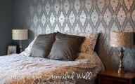 Bedroom Wallpaper Feature Wall  15 Decor Ideas