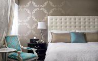 Bedroom Wallpaper Feature Wall  16 Ideas