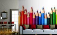 Bedroom Wallpaper Feature Wall  20 Arrangement