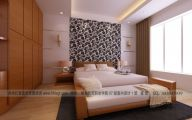Bedroom Wallpaper Feature Wall  22 Decoration Inspiration