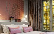 Bedroom Wallpaper Feature Wall  31 Architecture