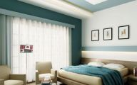 Bedroom Wallpaper Feature Wall  6 Decoration Inspiration
