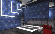Blue Dining Room Wallpaper  18 Home Ideas