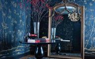Blue Dining Room Wallpaper  22 Renovation Ideas