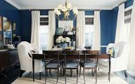 Blue Dining Room Wallpaper  28 Inspiring Design