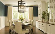 Blue Dining Room Wallpaper  30 Renovation Ideas