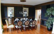 Blue Dining Room Wallpaper  7 Ideas