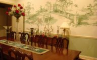 Classic Dining Room Wallpaper 3 Designs