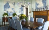 Classic Dining Room Wallpaper 34 Architecture