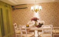 Country Dining Room Wallpaper  11 Architecture