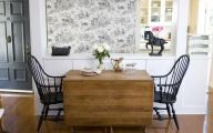Country Dining Room Wallpaper  14 Design Ideas