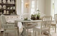 Country Dining Room Wallpaper  15 Decor Ideas