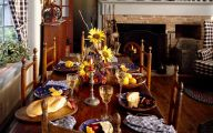 Country Dining Room Wallpaper  26 Arrangement