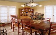Country Dining Room Wallpaper  5 Home Ideas