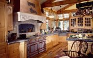 Country Kitchen Wallpaper Designs 4 Ideas