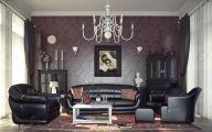 Country Living Room Wallpaper 24 Home Ideas