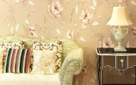 Country Living Room Wallpaper 26 Picture