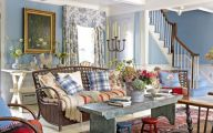 Country Living Room Wallpaper 35 Ideas